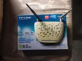 Td-w8961nd Tp-link 300mbps wireless N ADSL2+ Modem Router