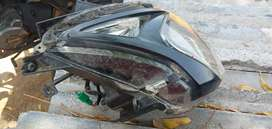 Pulsar 150 headlight doom