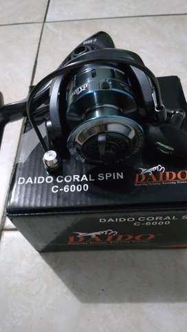 Reel Daido Coral Spin C-6000