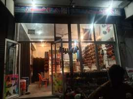 RUNING shop for sale