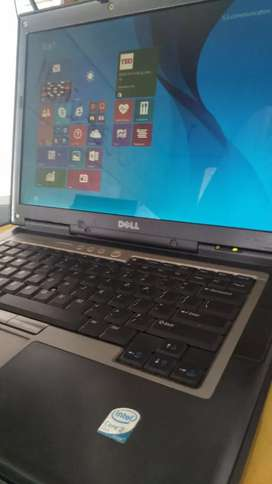Dell D830 core 2 due 4gb ram 250gb hdd battery timing kam hai
