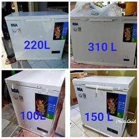 Promo Chest Frezer RSA 100-1200 Liter