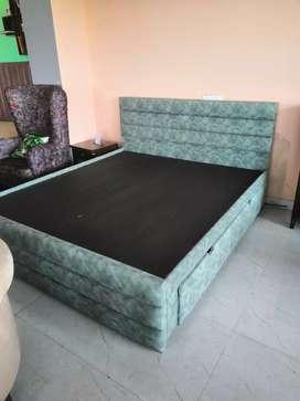 Luxury Upholstery Double beds