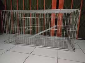 Kandang kucing kelinci iguana dll 1 meter