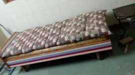 Single Bed 2 Nos.
