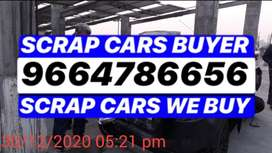 Svus. Damaged abandoned fully rusted scrap cars buyers we buy