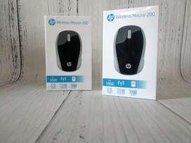 Mouse Wireless HP Original HP 200