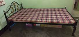 Double Size Bed & Mattress