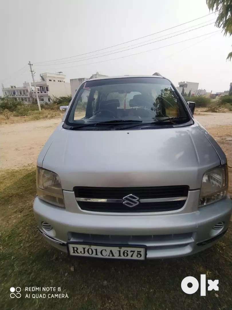 Maruti Suzuki Wagon R 2006 Petrol 170000 Km Driven  condition Good