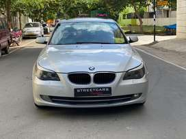 BMW 5 Series 520d, 2009, Diesel
