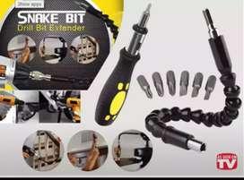 Snake Bit Drill Bor
