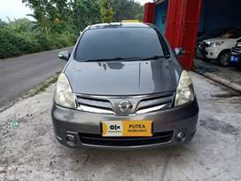 Nissan grand Livina 2012 manual DP 12 juta