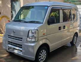 Nissan CLIPPER 2014 UNREGISTERED Silver like Suzuki Every Hijet Honda