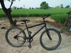 Magna bicycle without brakes landa