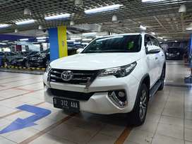 Toyota Fortuner VRZ Automatic 2017  Nik 2016