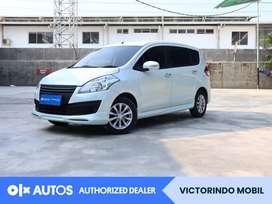 [OLXAutos] Suzuki Ertiga 2014 1.4 GL M/T Bensin Putih #Victorindo