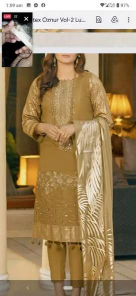 New brand. Eid special. Lawn printed good quality