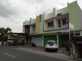 TURUN HARGA Ruko Pusat KOTA 2 Lantai Bagus Jalan Brawijaya, Mojokerto