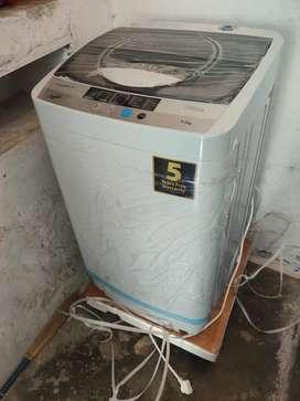 New washing mashine