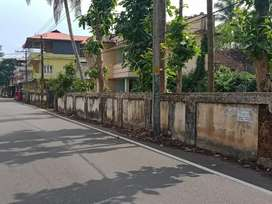 12 cent orginal land at paravur town st jerman church main road