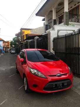 Ford fiesta KM rendah