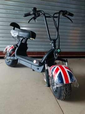City coco battery bike