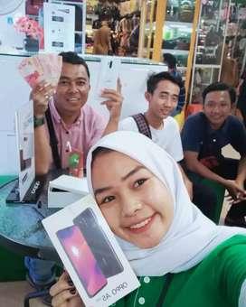 Handphone murah bandar Lampung Oppo A5