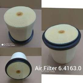 Air Filter ASK27 6.4163.0