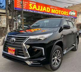 Toyota Fortuner Only 1200 km 2018 Brand new