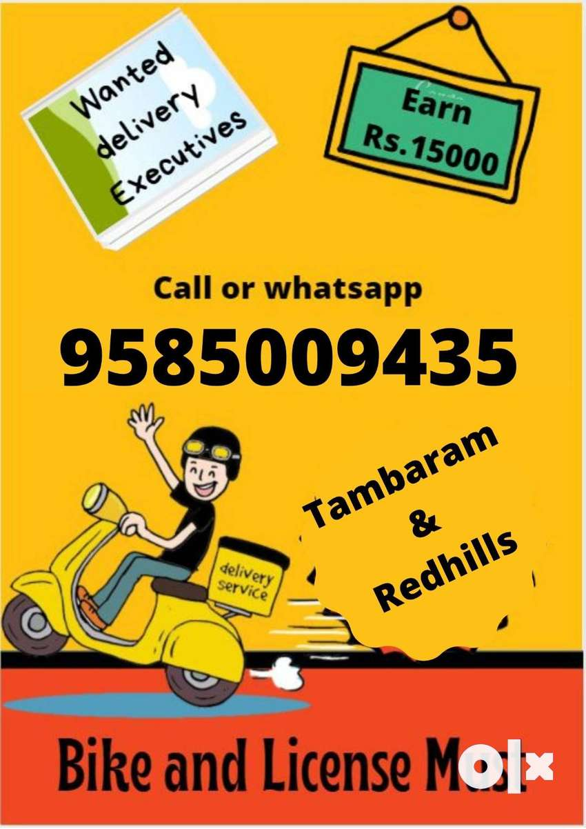Hiring for Delivery Boys 0