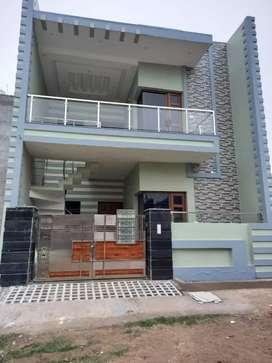 100gaj duplex 3bhk kothi on kharar to landra road