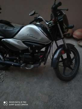 Hero- splender, iSmart, new bike with insurance and service- at 32000