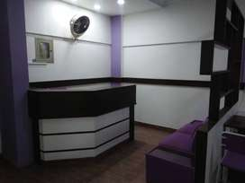 defence phase 6 fully furnished office for rent