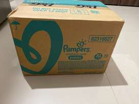 Pampers baby diapers Size-XL