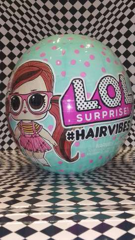 Original LOL SURPRISE HAIR VIBE