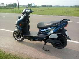 OKINAWA PRAISE (Electric Scooter)