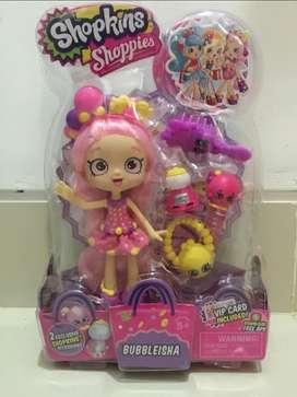 Shopkins Bubbleleisha Ori!!! Segel