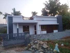 thrissur mannuthy mudikode 5,500 cent 3 bhk new villa
