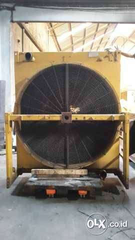 Radiator Genset