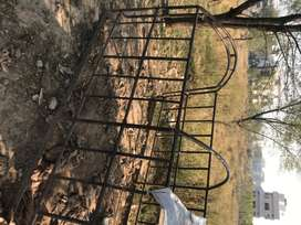 Cage type iron use for shahzore  Dala cover and also use for shed