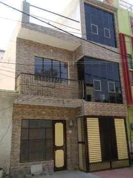 67 YARD DESIGNER DUPLEX HOUSE 48 LAC (SHASTRI NAGAR SEC -3 )