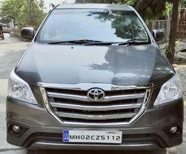 Toyota Innova 2.5 G (Diesel) 8 Seater BS IV, 2013, Diesel