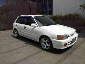 Toyota Starlet 1.3 Seg manual 1993 full audio