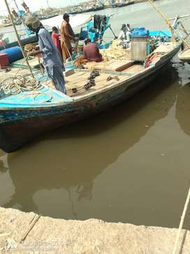 Hora boat for sell