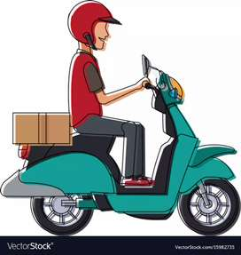 Good delivery rider requirement apply now ///@