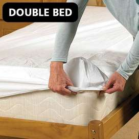 Waterproof, Anti Dust Mattress Cover/Protector Fitted Sheet