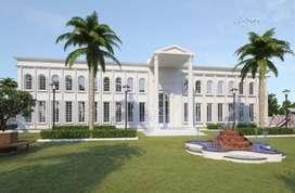 Get easy installment on Bunglow or villa plots,