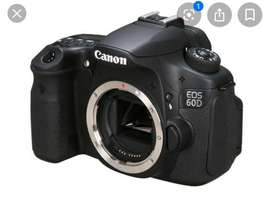 Canon 60d camers
