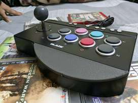 PC/PS3 Arcade Fighting Stick & Games