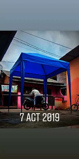 Tenda cafe baru uk 2x2
